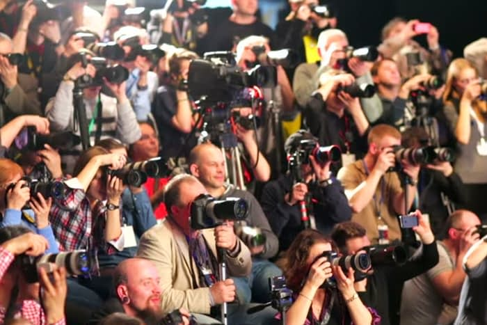 Camera change the world