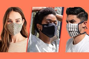 Face Mask Fashion Trends COVID 2020-2021