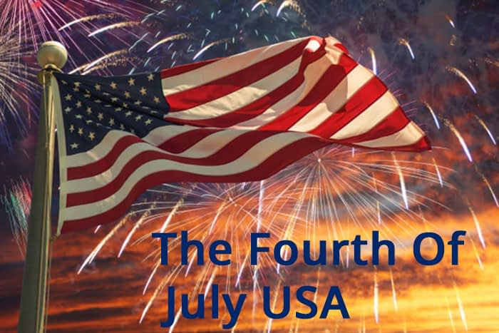 The Fourth of July USA