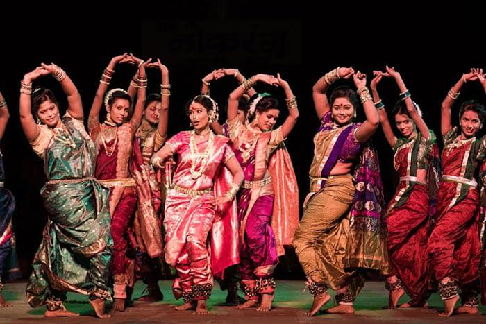 Kolhapur culture ( Lavani and Tamasha)