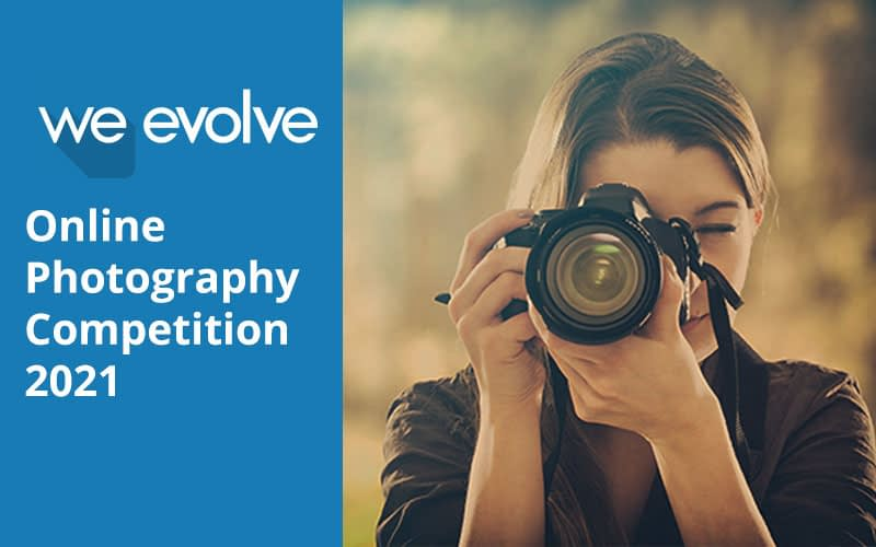 We Evolve Online Photography Competition 2021